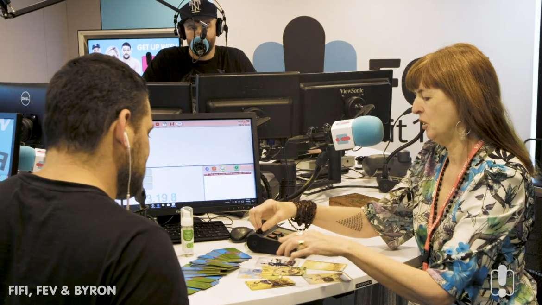 FoxFM: Fifi, Fev & Byron - Do you Believe in Tarot?