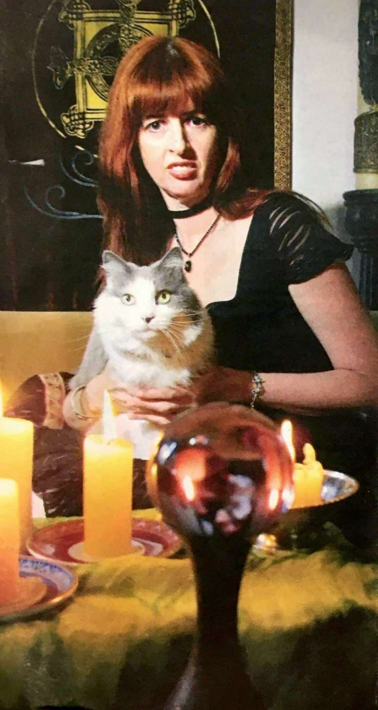 The Age - Questions For Danae Thorp Witch